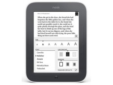 Фото Обзор Nook The Simple Touch Reader with GlowLight