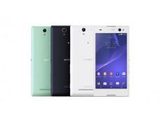 Фото Смартфон для селфи Sony Xperia C3 представлен официально