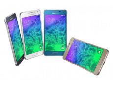 Фото Компания Samsung официально представила смартфон Galaxy Alpha – первый аппарат линейки в обновленном дизайне