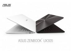 Фото Анонсирован ASUS Zenbook UX305 – элегантный ультрабук с 13.3-дюймовым QHD-дисплеем в 12 мм алюминиевом корпусе