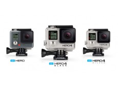 Фото GoPro официально презентовала три новые модели экшн-камер – Hero, Hero 4 Silver и Hero 4 Black
