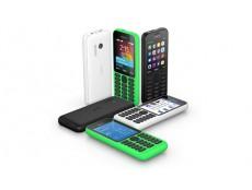 Фото Microsoft Nokia 215 – самый доступный телефон от компании Nokia с поддержкой интернет-подключения