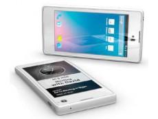 Фото Yota Phone первый смартфон с двумя экранами
