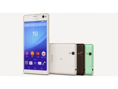 Фото Компания Sony представила смартфон Xperia C4 для любителей селфи