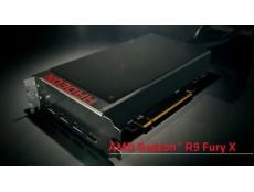 Фото AMD презентовала новую многообещающую видеокарту Radeon R9 Fury X