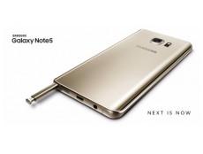 Фото Состоялся официальный анонс смартфона Samsung Galaxy Note 5