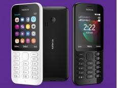 Фото Microsoft выпустила мобильный телефон Nokia 222 стоимостью $37