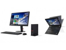 Фото Lenovo анонсировала новые ноутбуки-трансформеры ThinkPad Yoga и ПК ThinkCentre Tiny