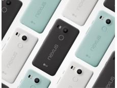 Фото Компания Google официально представила смартфоны Nexus 5X и Nexus 6P