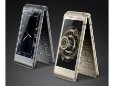 Фото Анонсирован смартфон-«раскладушка» Samsung W2016, получивший два экрана и платформу Exynos 7420