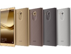 Фото Анонсирован смартфон Huawei Mate 8 с 6-дюймовым дисплеем и батареей ёмкостью 4000 мАч
