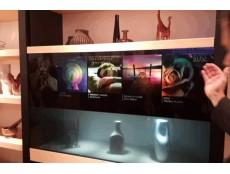 Фото Panasonic представила на CES 2016 прозрачные дисплеи