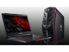 Фото Игровой сегмент Acer пополнили новинки – ПК Predator G1, ноутбук Predator 17X и мониторы Predator Z1