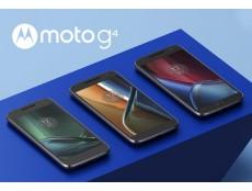 Фото Lenovo официально представила новое поколение смартфонов Moto – Moto G4, Moto G4 Plus и Moto G4 Play