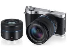 Фото Samsung NX300 новая беззеркальная фотокамера с поддержкой 3D-объектива