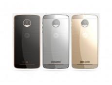 Фото В сеть попали фотографии смартфона Moto Z (Droid) и сменных задних накладок к нему