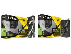 Фото Zotac анонсировала две новые видеокарты на базе чипа GeForce GTX 1060, одна из них обладает укороченной печатной платой
