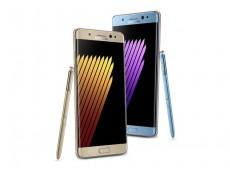 Фото Состоялась официальная презентация смартфона Samsung Galaxy Note7 со сканером радужной оболочки глаза и обновлённым стилусом