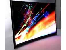 Фото Samsung анонсировала первый в мире изогнутый телевизор на основе OLED экрана