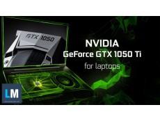Фото Мобильная графическая карта NVIDIA GeForce GTX 1050 Ti имеет рабочие частоты более высокие, чем даже настольная версия