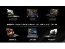 Фото NVIDIA анонсировала мобильные видеокарты GeForce GTX 1050 и GTX 1050 Ti с повышенными в отличии от настольных аналогов частотами GPU