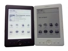 Фото AirOn AirBook нова электронная книга со встроенной подсветкой